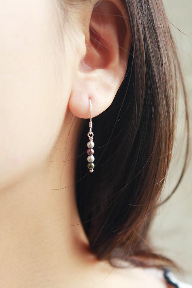 【925銀】點綴耳環