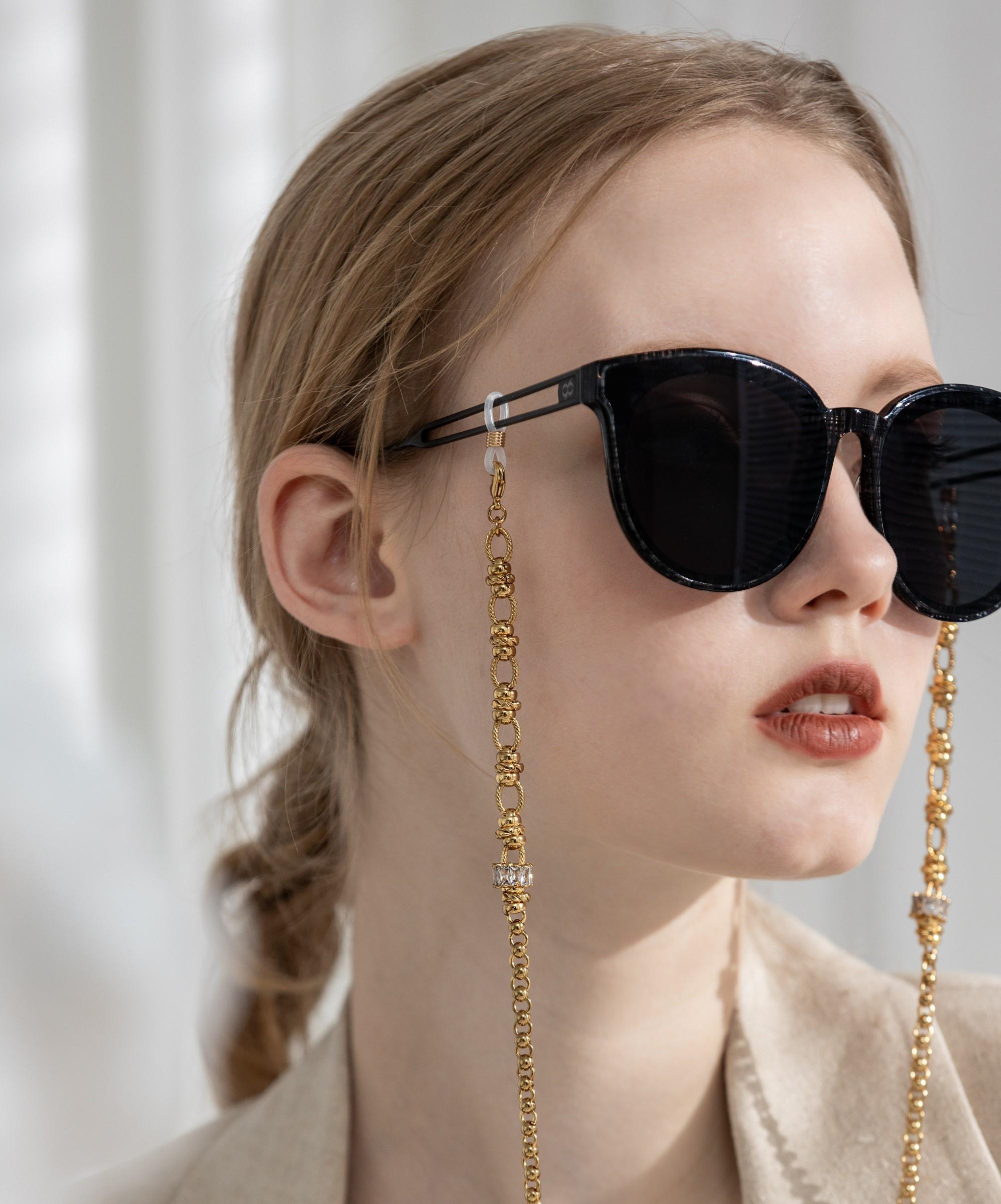 寧靜日暮眼鏡鍊/口罩鍊
