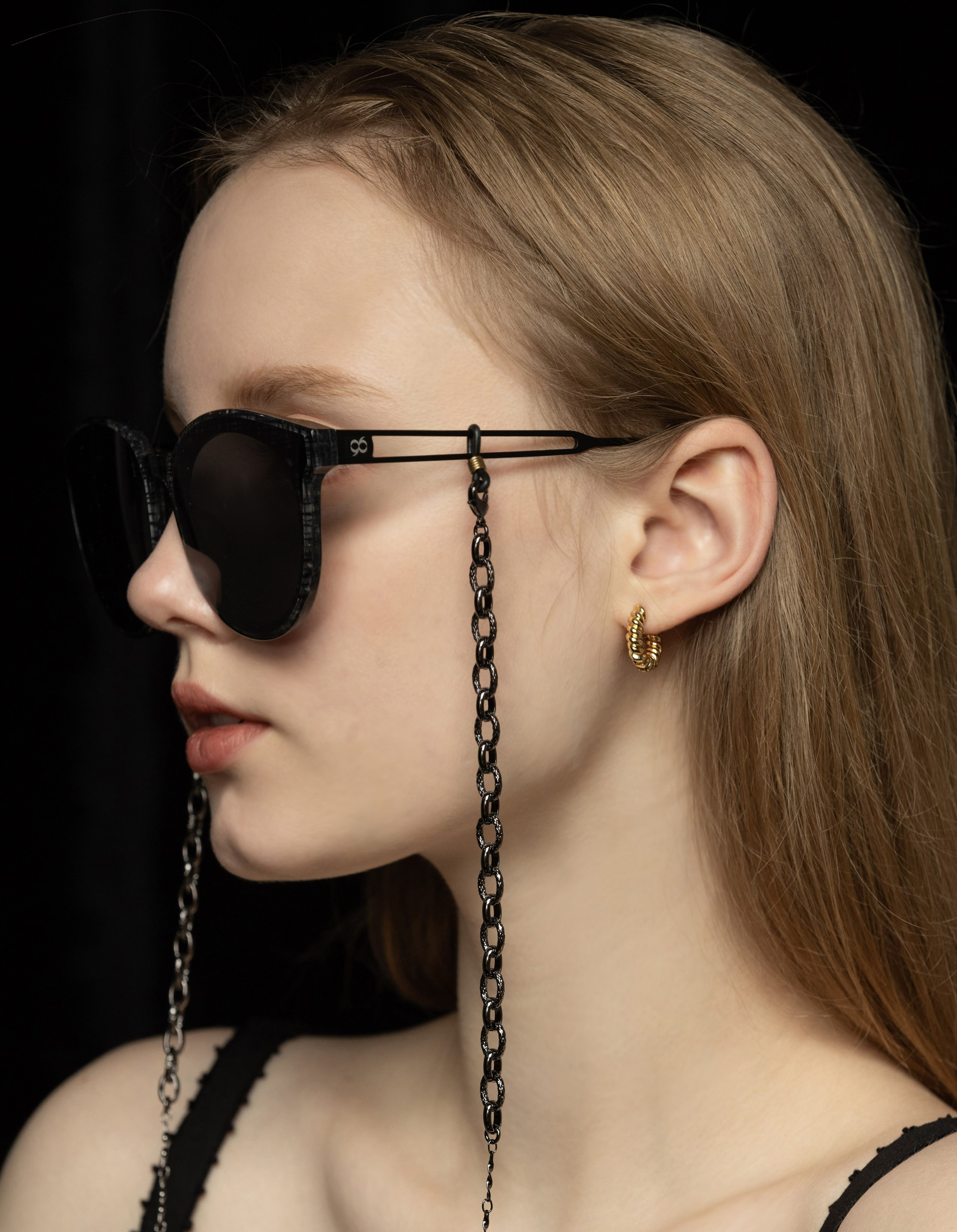 黑夜之神眼鏡鍊/口罩鍊