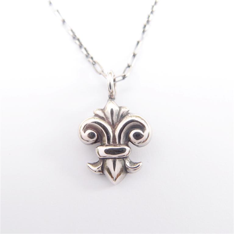 聖百合   925銀項鍊