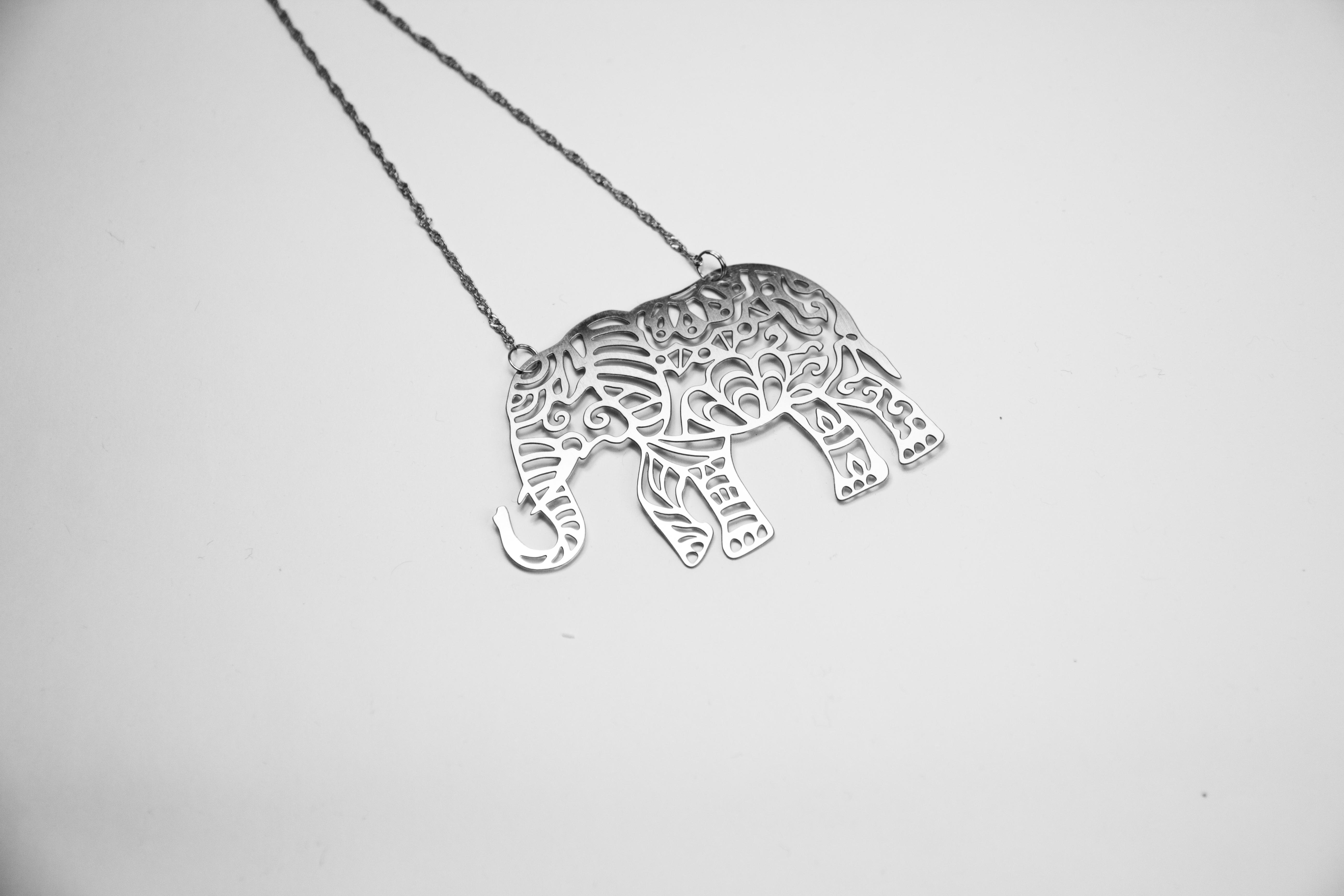 大象(新品)_動物系列_造題