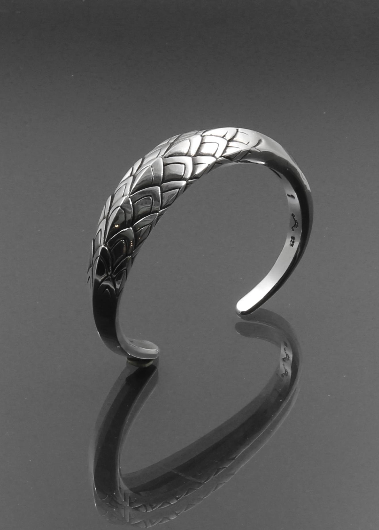 - 潛藏 - 對鐲 /手鐲 Bracelet (窄版)