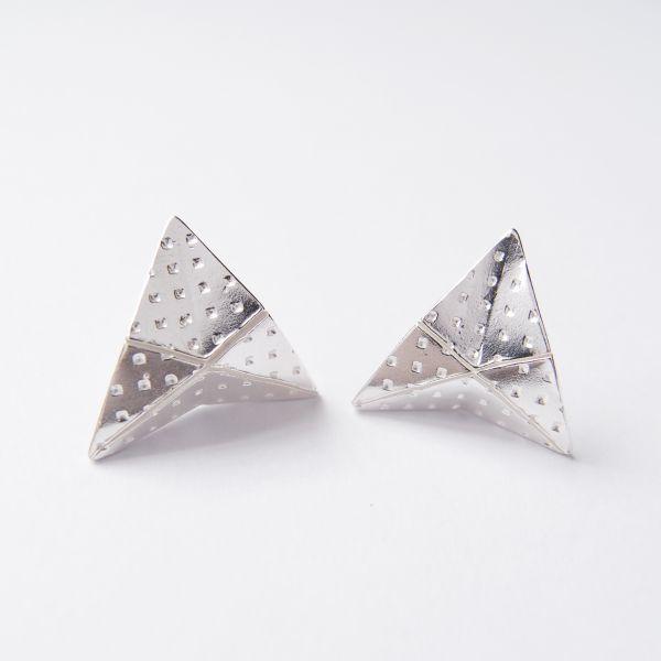 折學系列1 925銀耳環