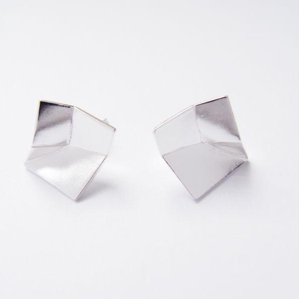 折學系列3  925銀耳環