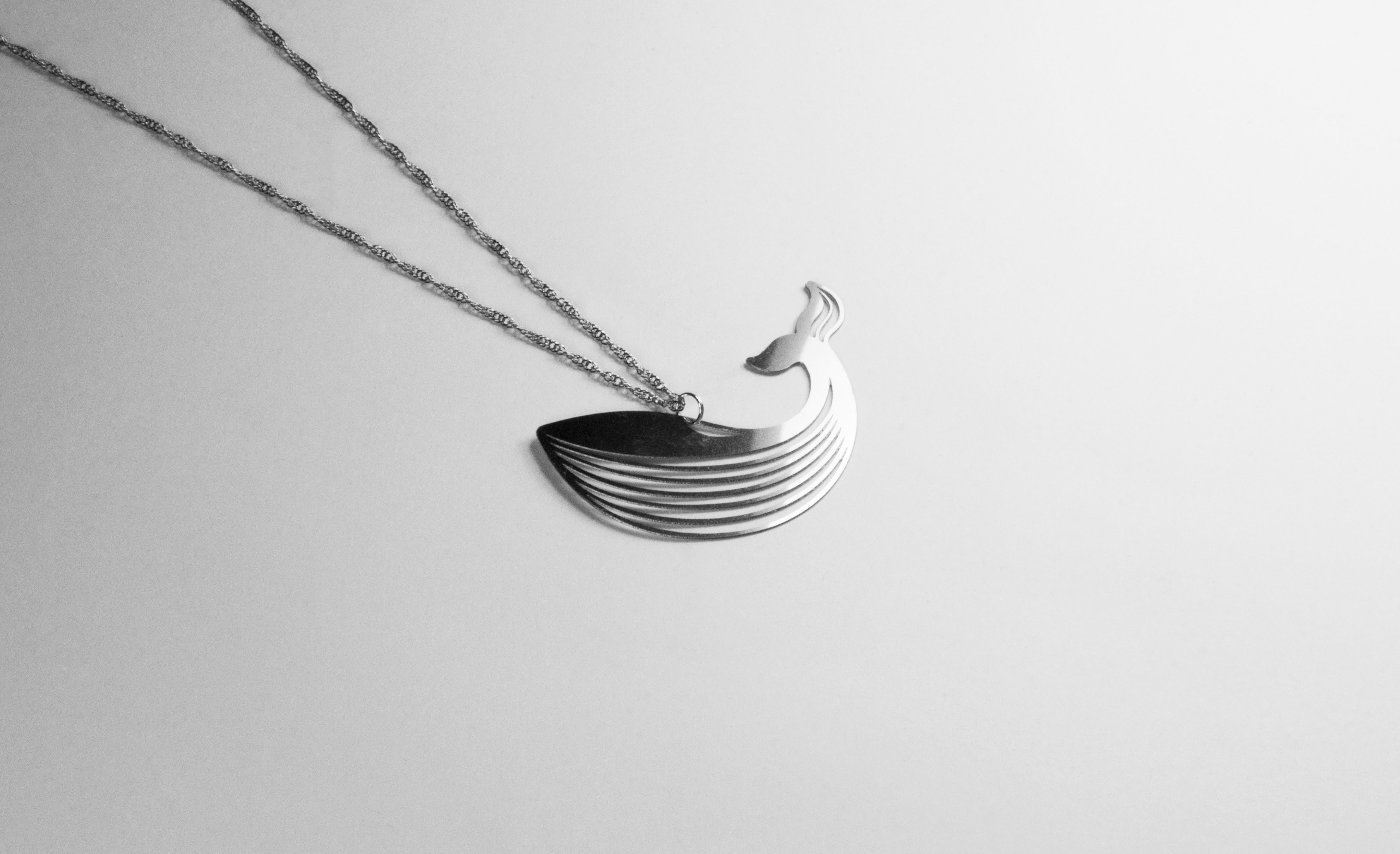 鯨魚項鍊_動物系列_造題