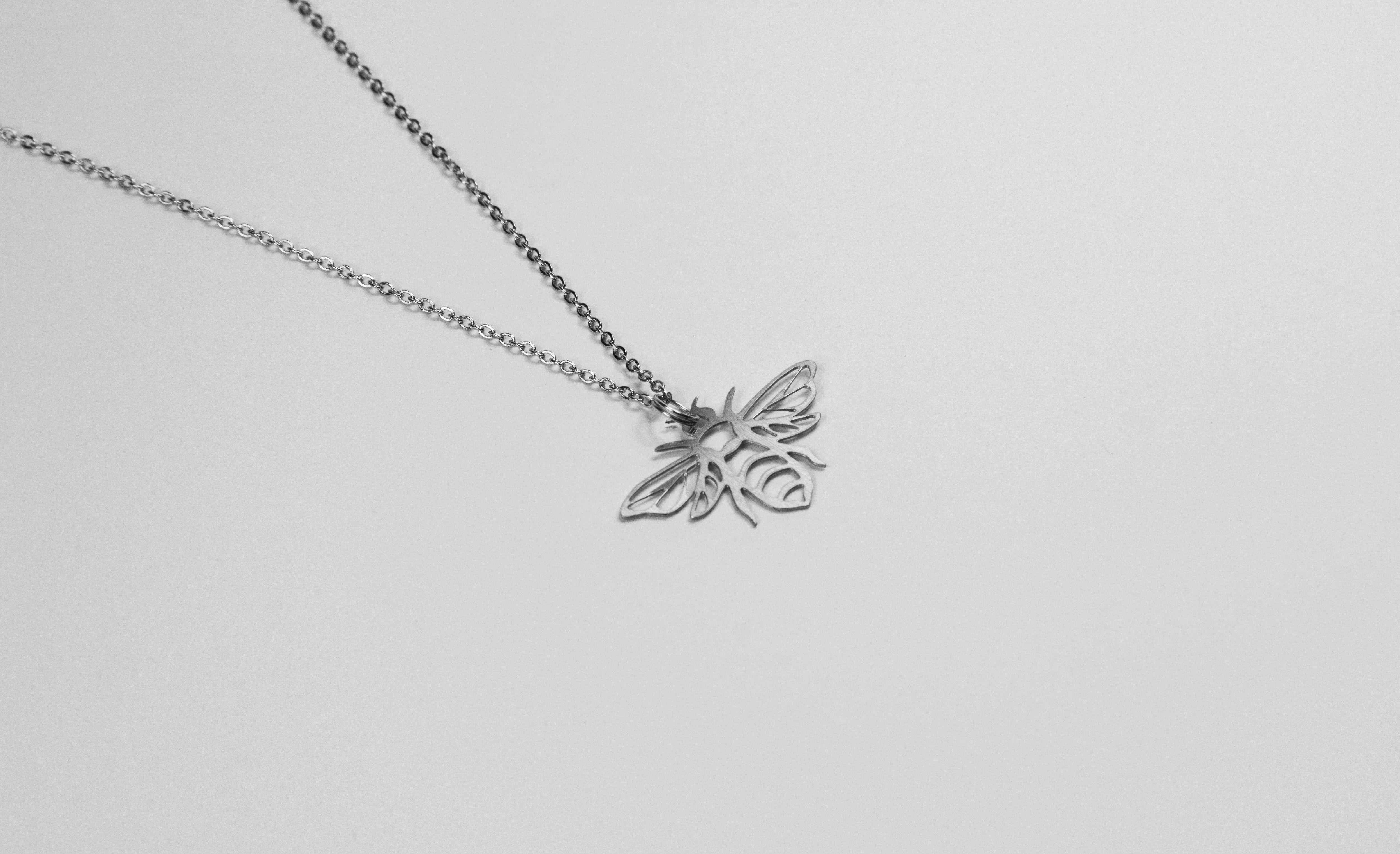 蜜蜂項鍊【迷你款】_昆蟲系列_造題