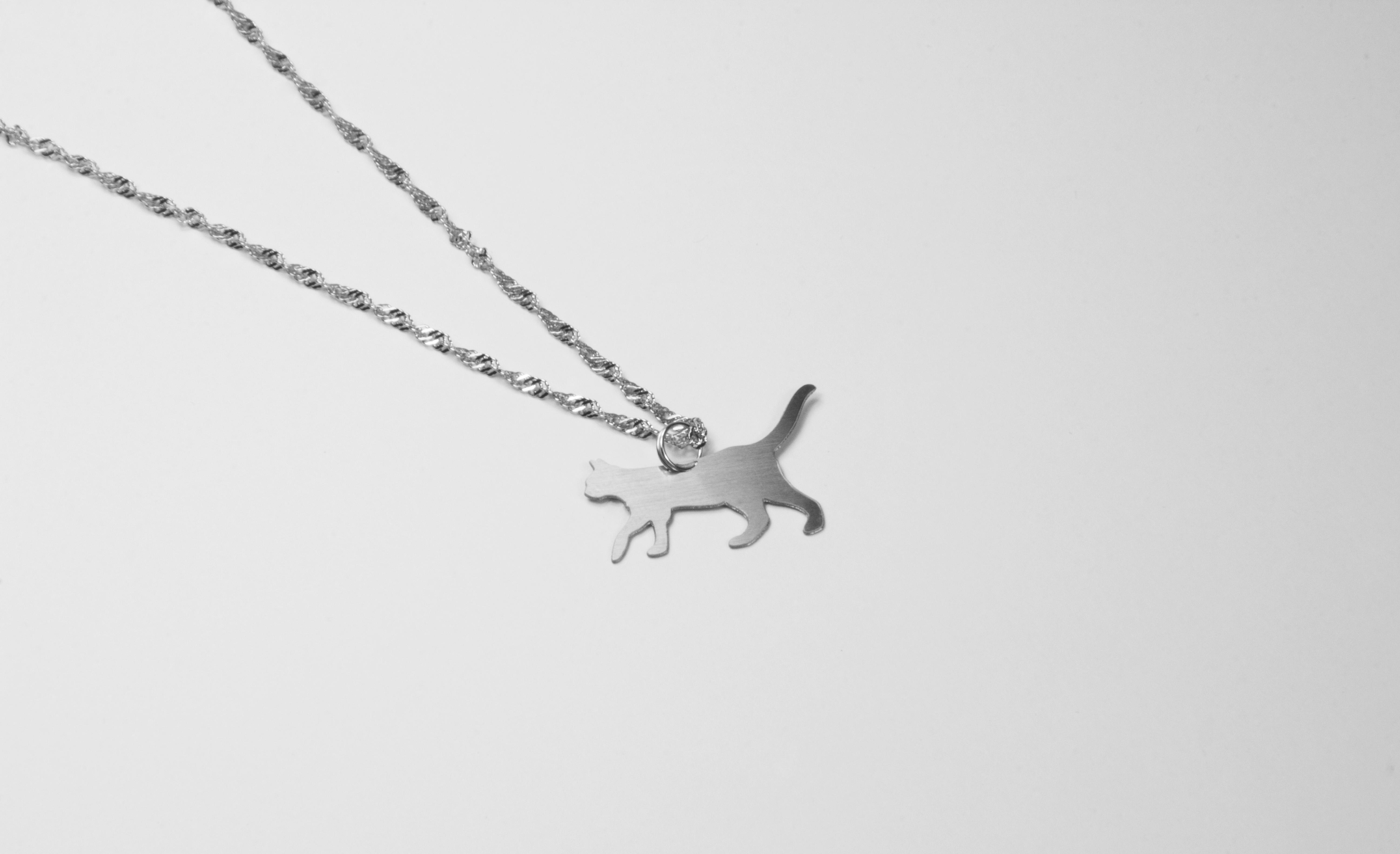 貓咪項鍊【迷你款】_動物系列_造題