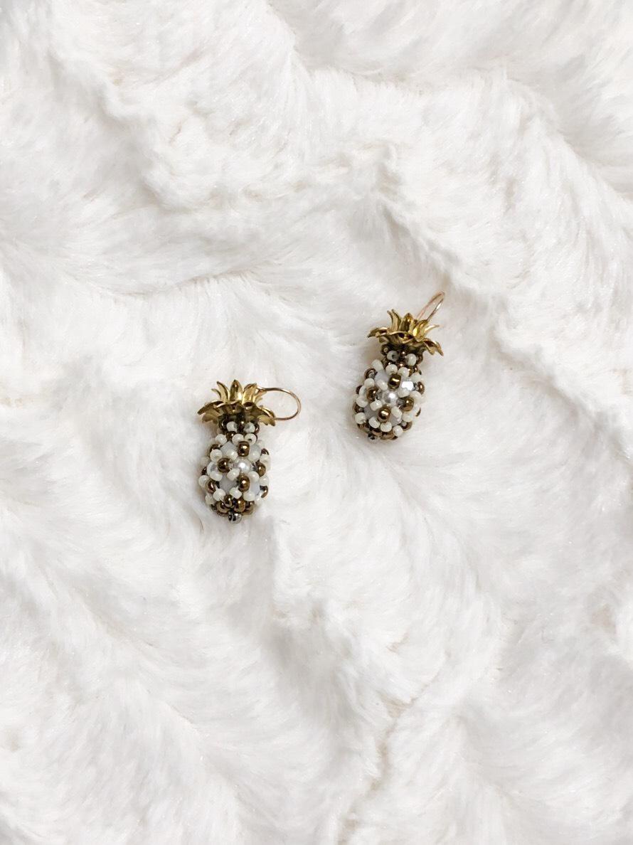 【胖珠寶球】珍珠鳳梨