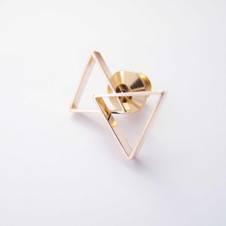 蝴蝶結  金屬胸針