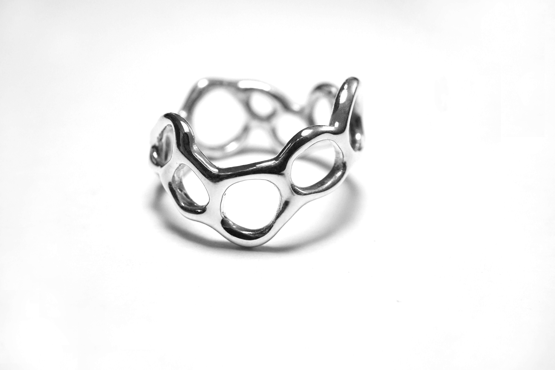 海洋系列-波光戒指