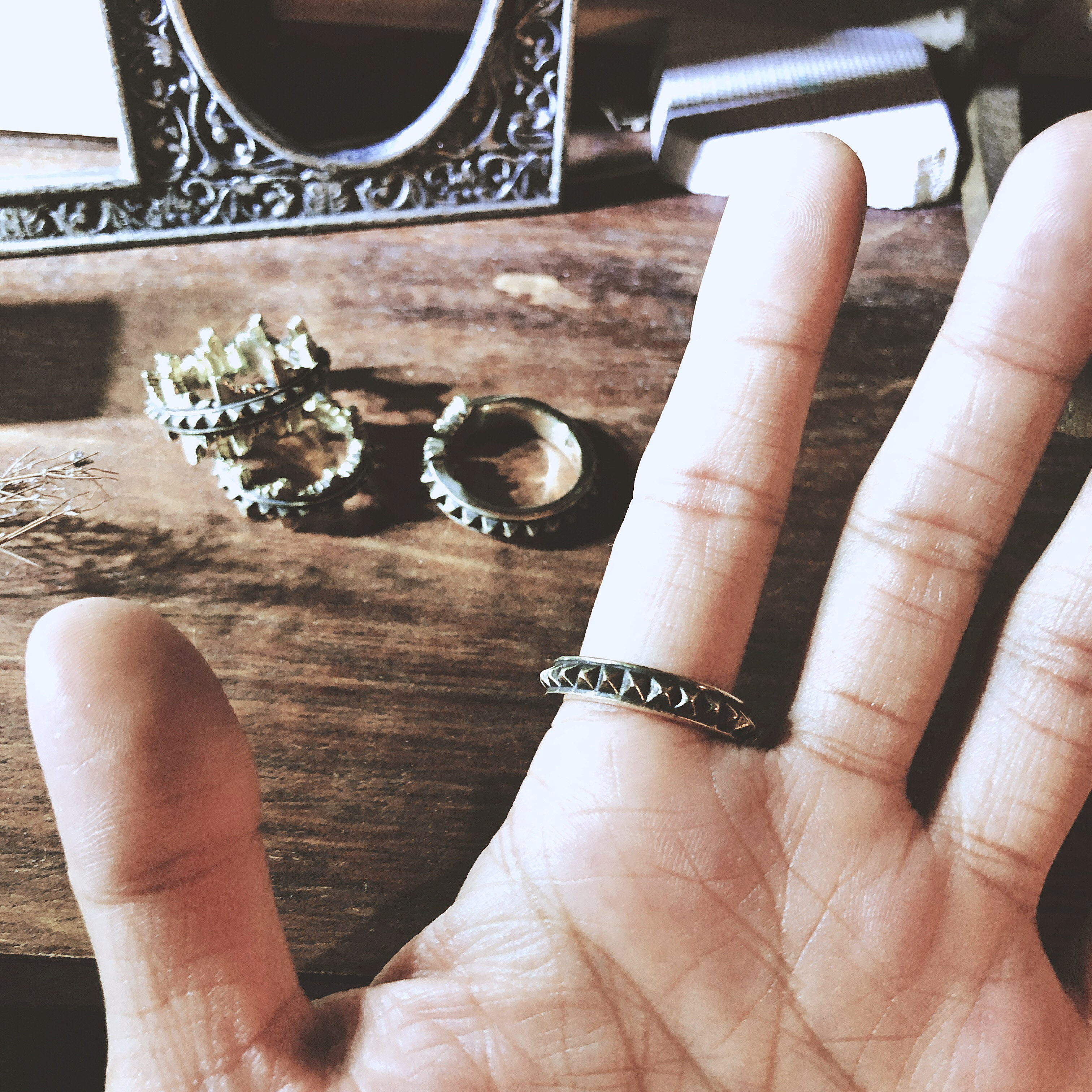 親密愛人聲波戒指