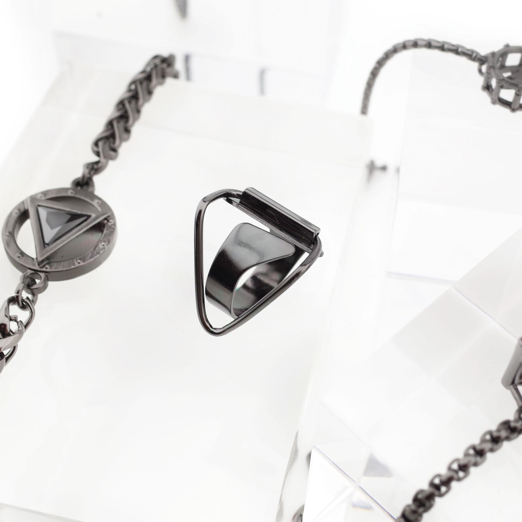NEW NOISE 音樂飾品實驗所-PLAY關節式立體戒指