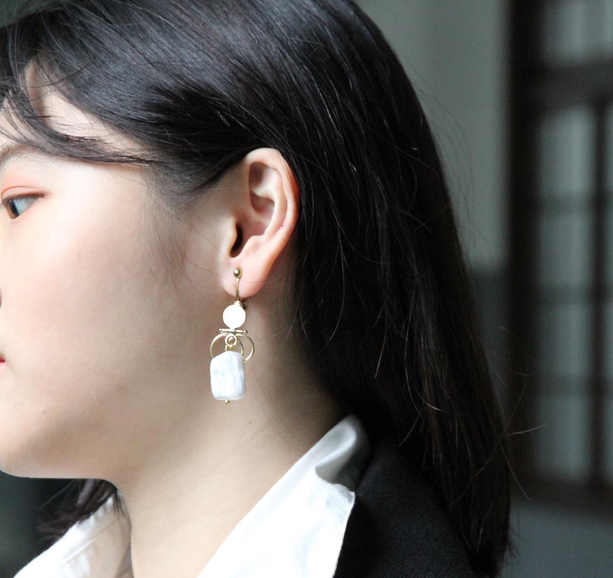 日本16K金工系列- 炫彩珠光 手工輕珠寶AG FASHION