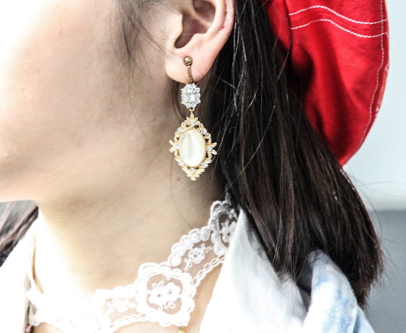 日本鈦針系列- 炫彩珠光 手工輕珠寶