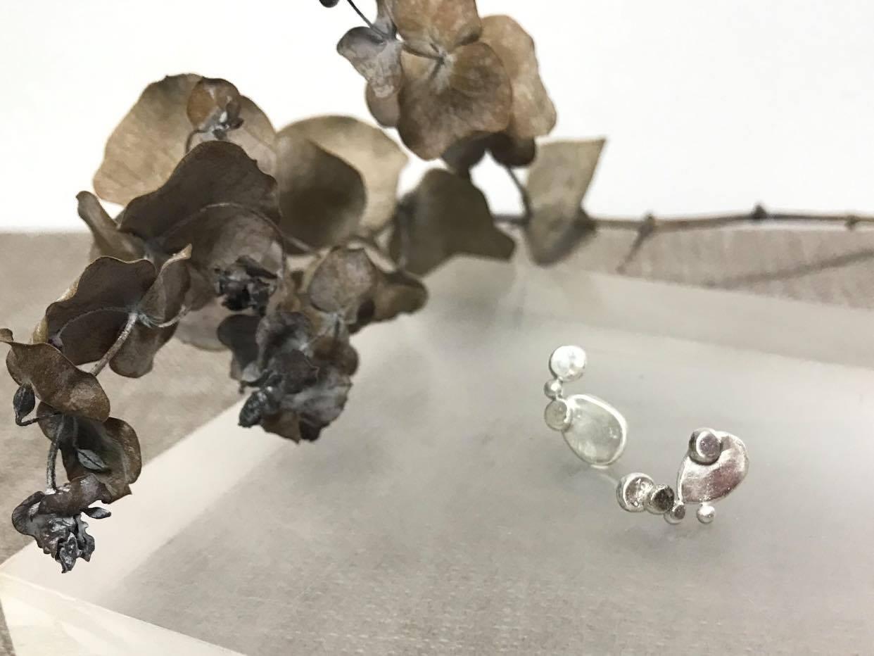 游水系列——片刻耳環