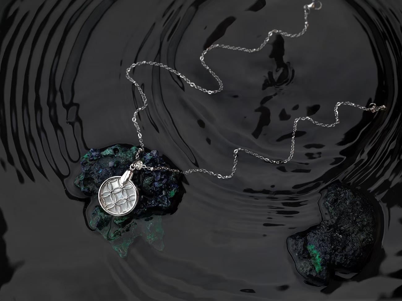 《深海寶藏 》- 項鍊