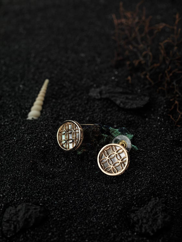 《深海寶藏 》- 耳環